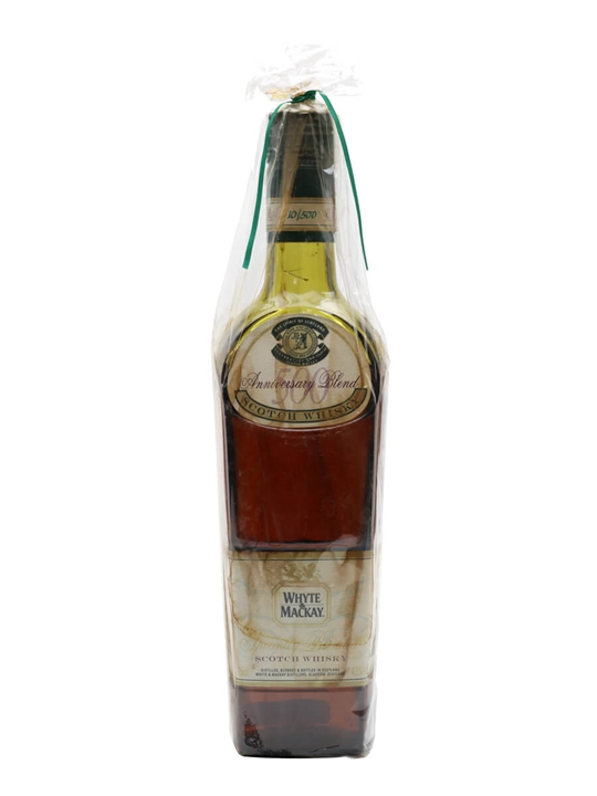 Whyte & Mackay 500th Anniversary Blended Scotch Whisky