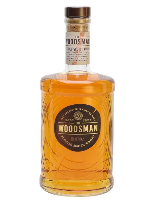 The Woodsman Blended Whisky Blended Scotch Whisky