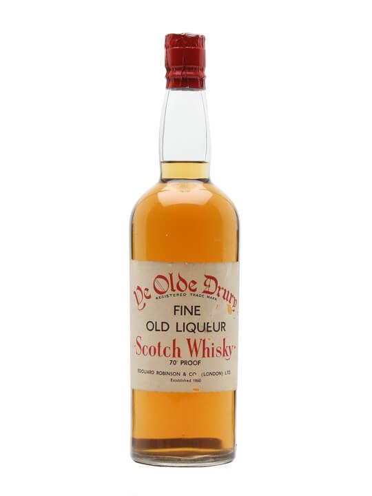 Ye Olde Drury / Bot.1960s Blended Scotch Whisky
