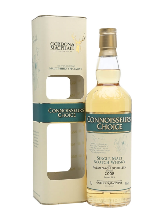 Balmenach 2008 / Connoisseurs Choice Speyside Whisky