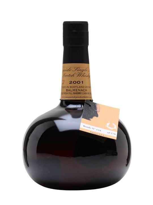 Balmenach 2001 / 18 Year Old / Masam Speyside Whisky
