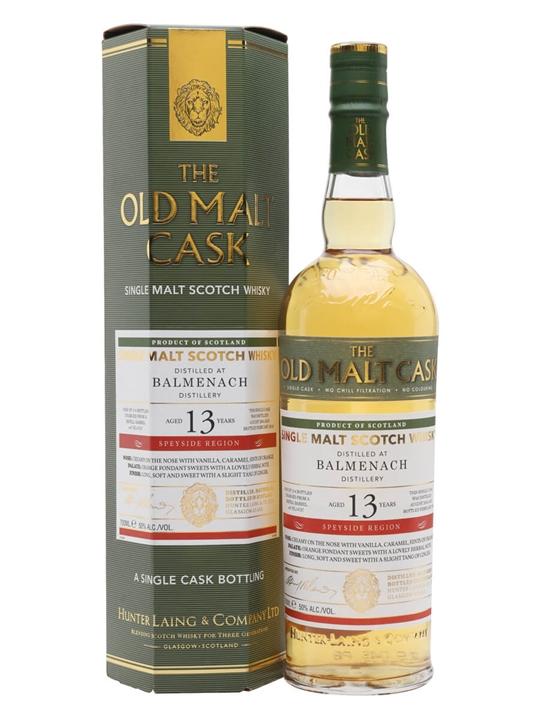 Balmenach 2004 / 13 Year Old / Old Malt Cask Speyside Whisky
