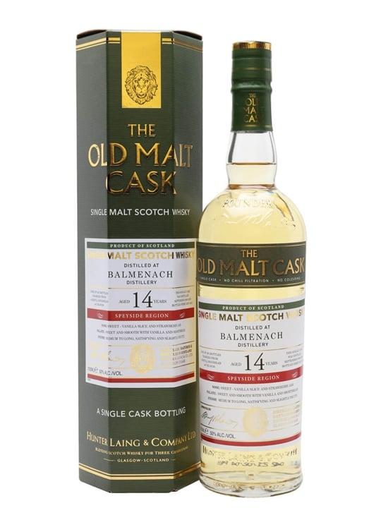Balmenach 2006 / 14 Year Old / Old Malt Cask Speyside Whisky
