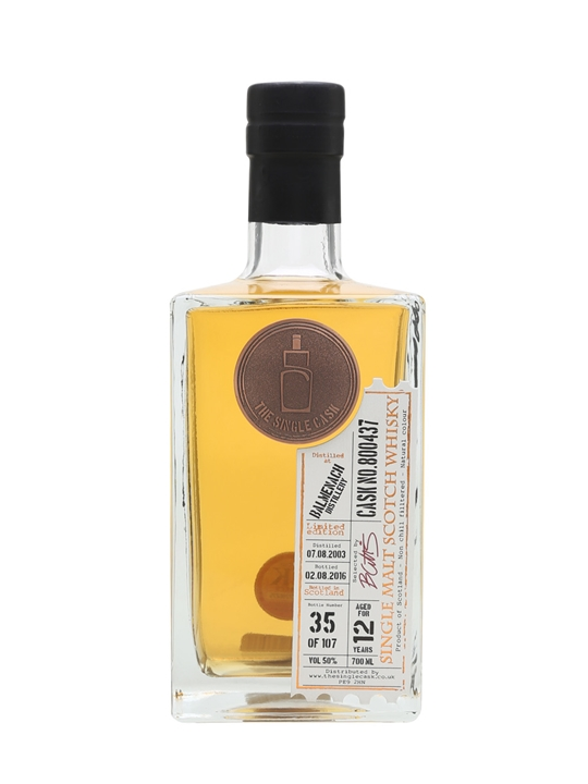 Balmenach 2003 / 12 Year Old / The Single Cask Speyside Whisky