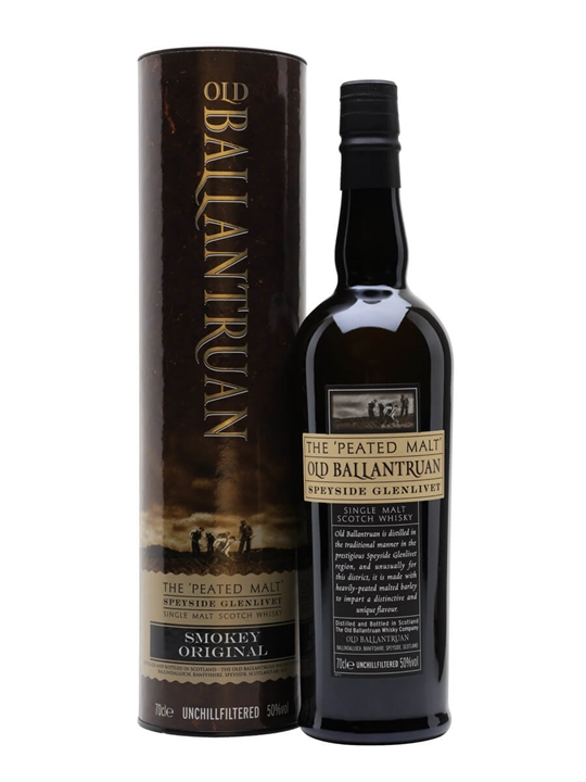 Old Ballantruan Speyside Single Malt Scotch Whisky