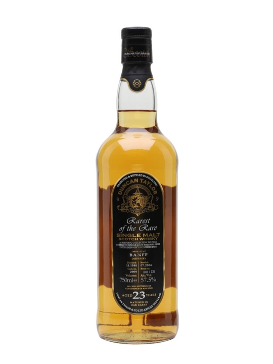 Banff 1980 / 23 Year Old / Duncan Taylor Highland Whisky