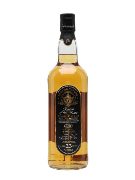 Banff 1980 / 23 Year Old / Duncan Taylor Highland Whisky