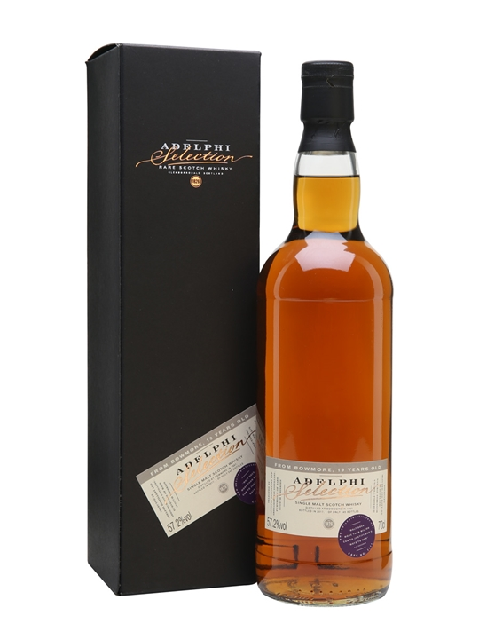Bowmore 1997 / 19 Year Old / Sherry Cask / Adelphi Islay Whisky