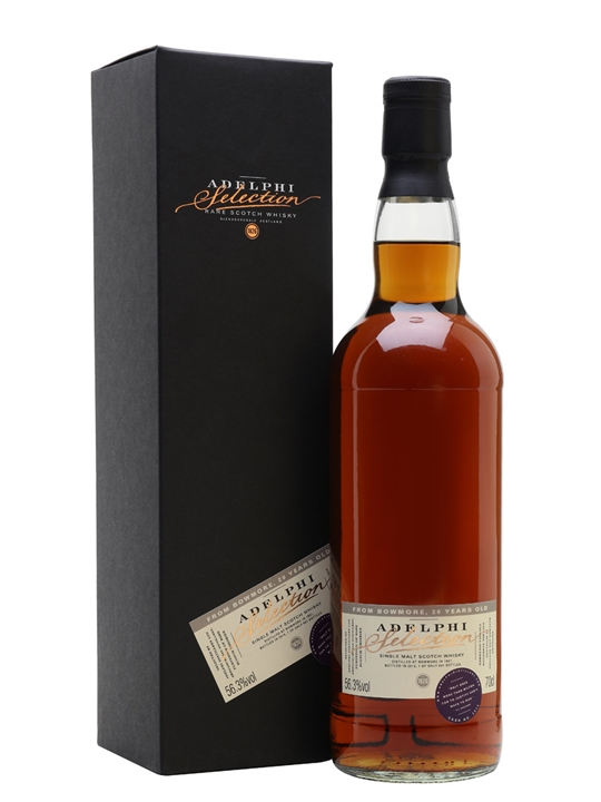 Bowmore 1997 / 20 Year Old / Sherry Cask / Adelphi Islay Whisky