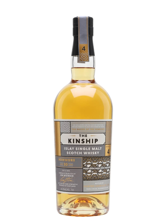 Bowmore 30 Year Old / Bot.2019 / Kinship Islay Whisky