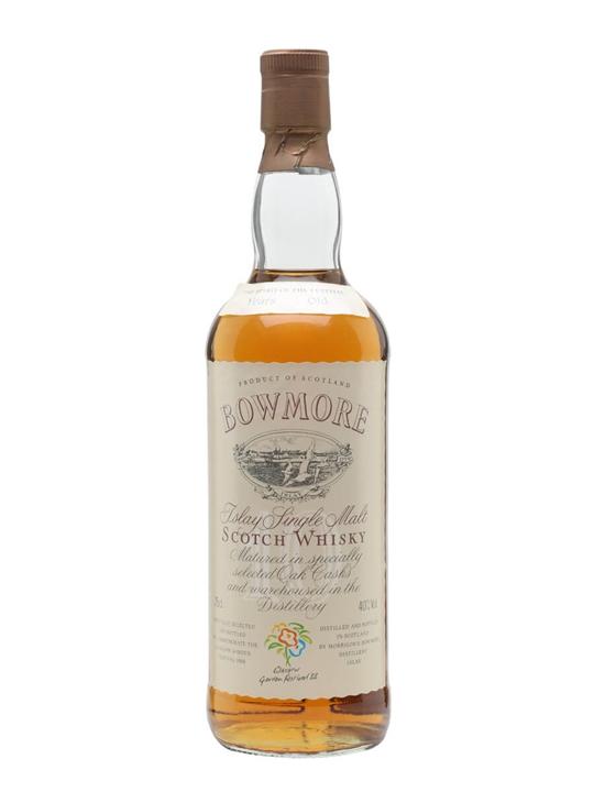 Bowmore 10 Year Old / Glasgow Garden Festival 1988 Islay Whisky