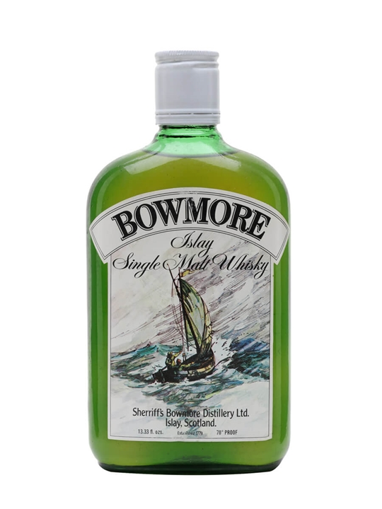 Bowmore Sherriff's / Bot.1960s Islay Single Malt Scotch Whisky