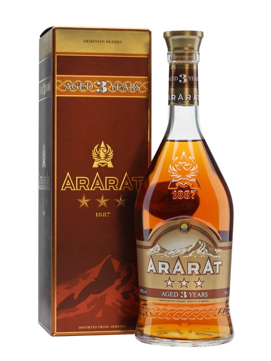 Ararat 3* Brandy / 3 Year Old