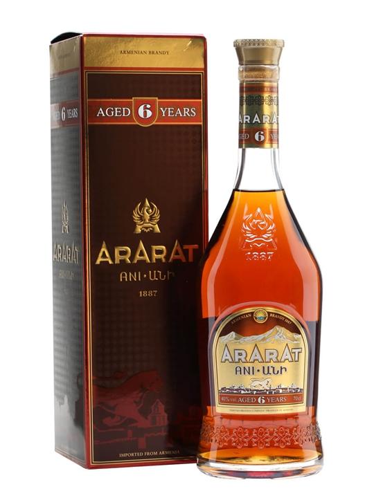 Ararat Ani 6 Year Old Brandy