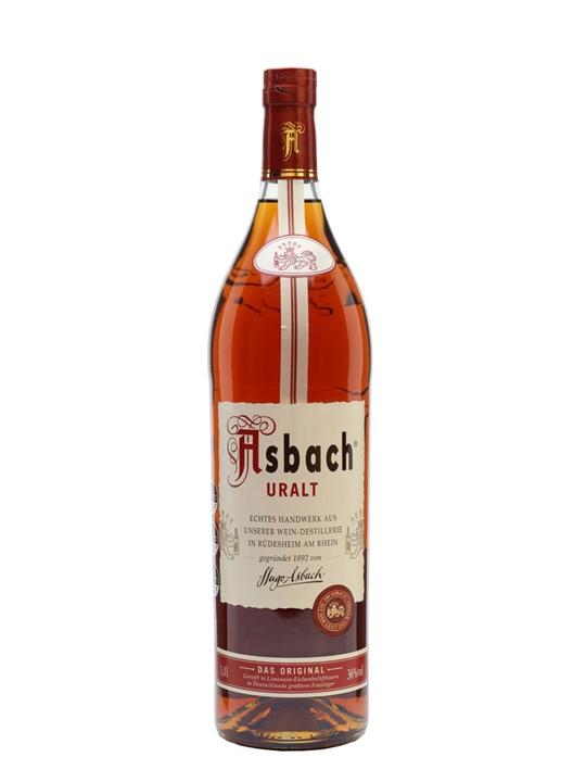 Asbach Uralt Brandy / Litre