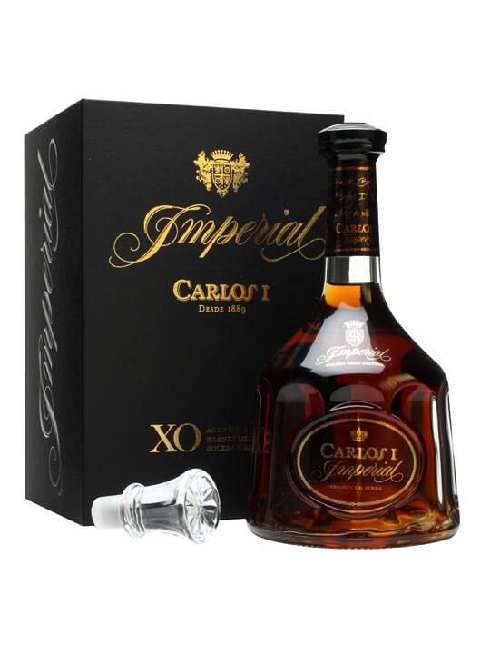 Carlos I Solera Gran Reserva Imperial XO Brandy de Jerez