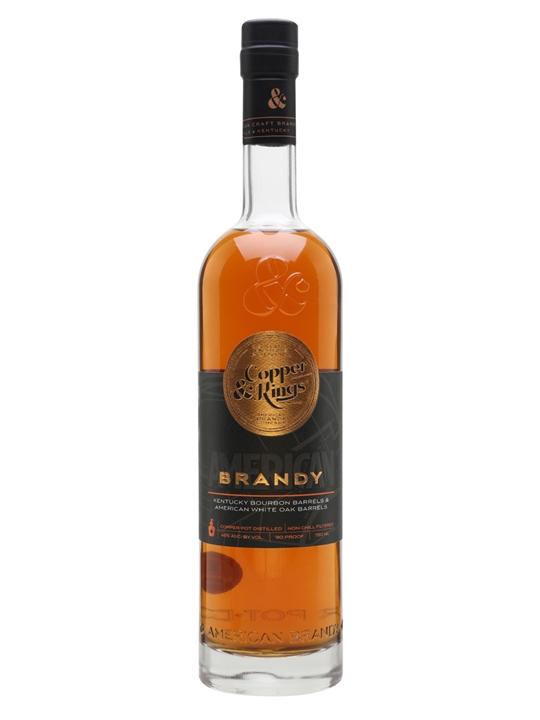 Copper & Kings Brandy 90 Proof