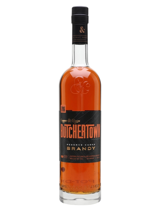 Copper & Kings ButcherTown Brandy