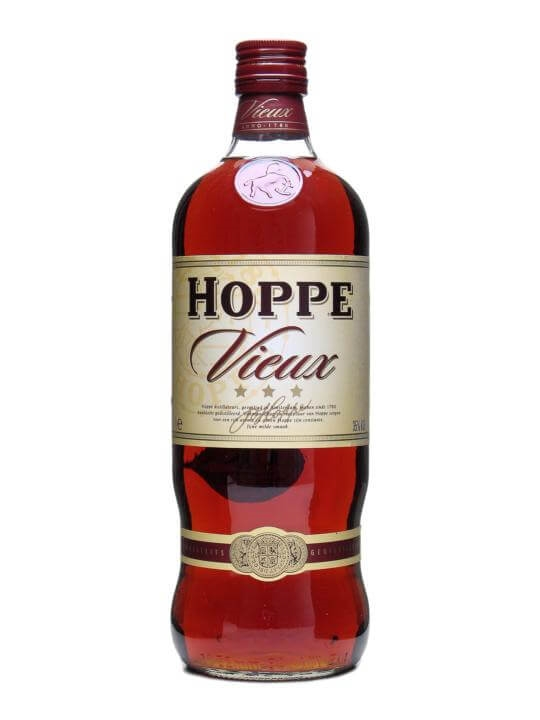 Hoppe Vieux Dutch Brandy