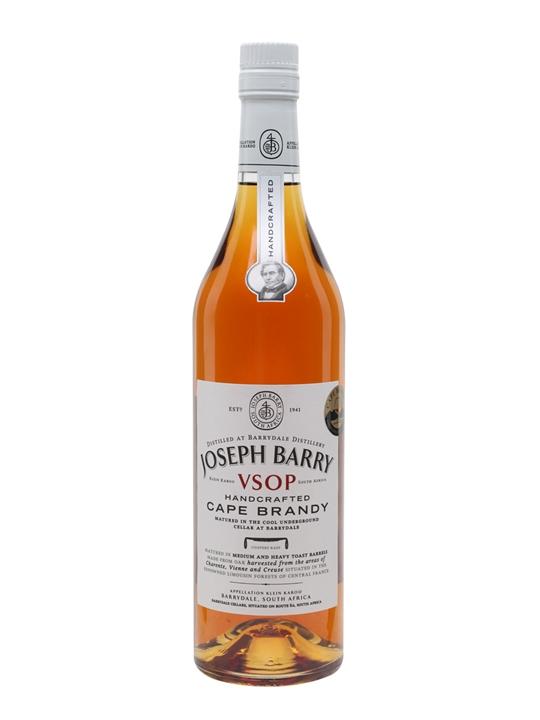 Joseph Barry VSOP Cape Brandy