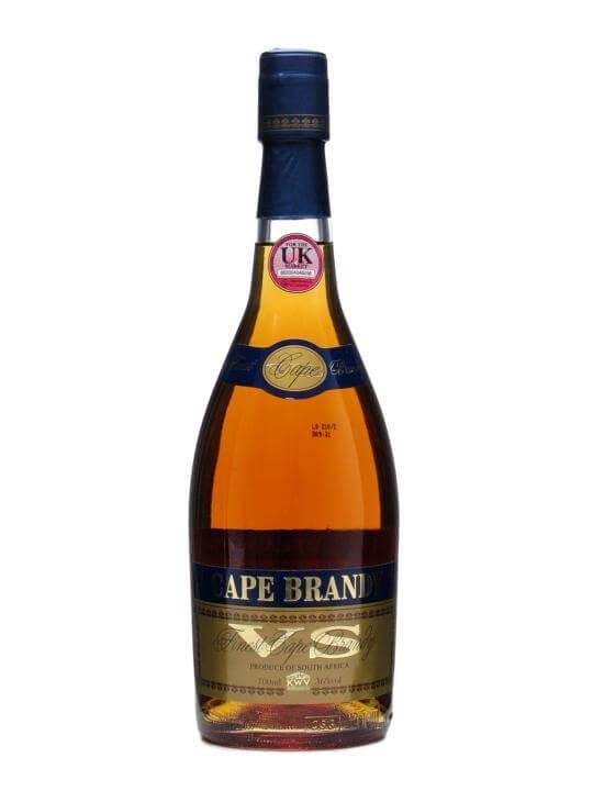 Kwv Cape Brandy Vs