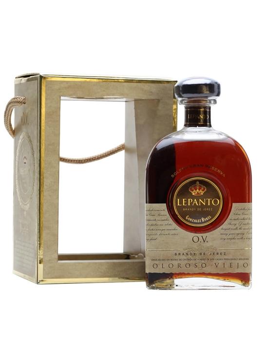 Lepanto Oloroso Viejo Brandy de Jerez / Solera Gran Reserva