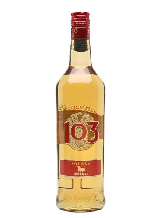 Osborne 103 Brandy