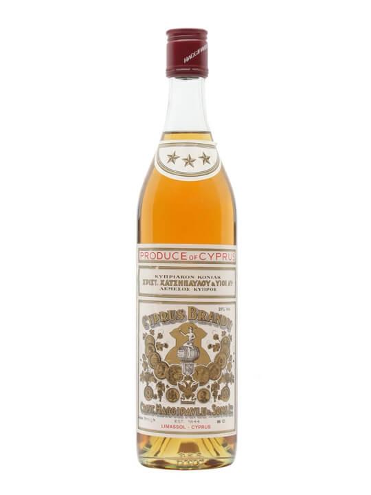 Stylianides 3 Star Cyprus Brandy
