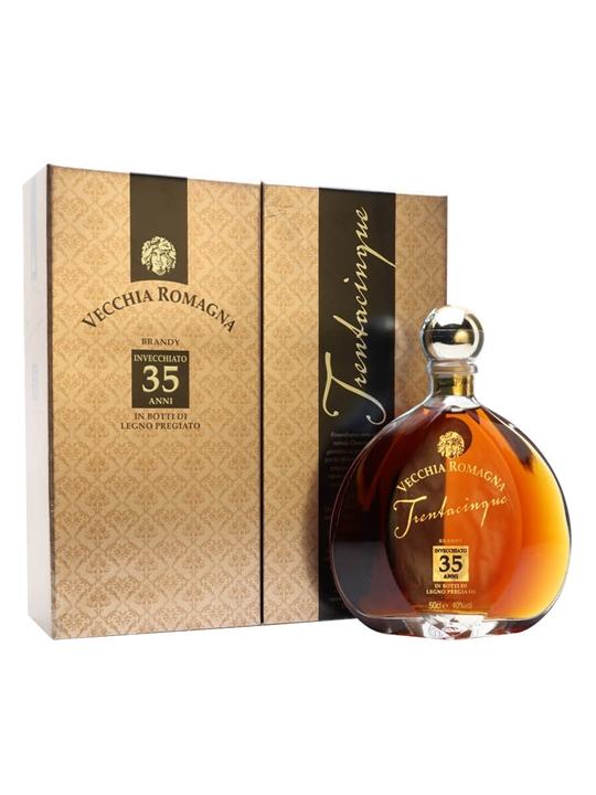 Vecchia Romagna 35 Year Old Riserva Brandy