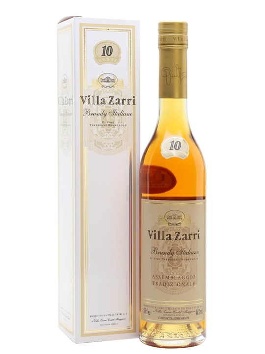 Villa Zarri Brandy 10 Year Old
