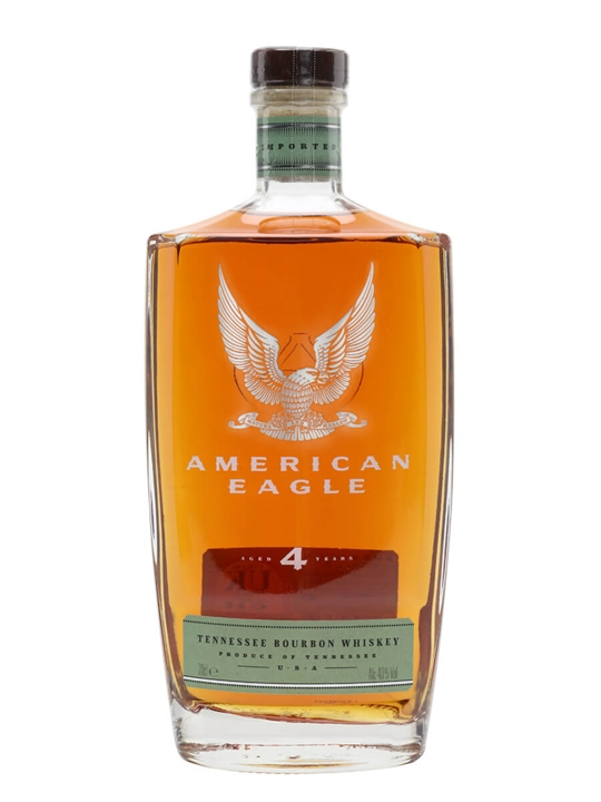 American Eagle Tennessee Bourbon 4 Year Old Tennessee Bourbon Whiskey