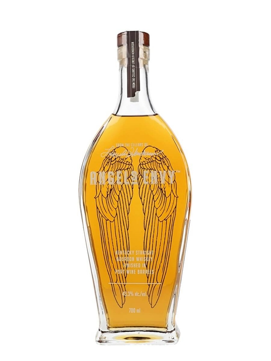 Angel's Envy Bourbon / Port Finish Kentucky Straight Bourbon Whiskey