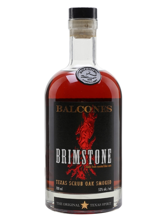 Balcones Brimstone Texas Spirit