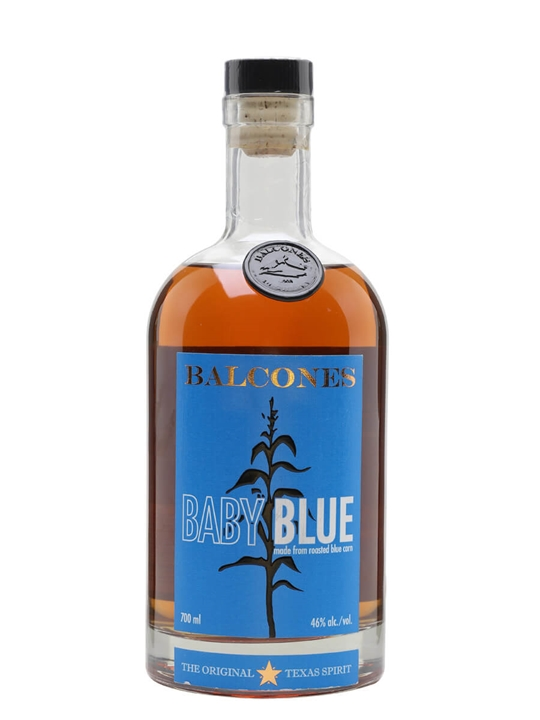 Balcones Baby Blue Corn Whisky Corn Whiskey
