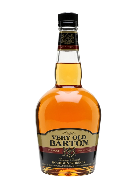 Very Old Barton 80 Proof Kentucky Straight Bourbon Whiskey