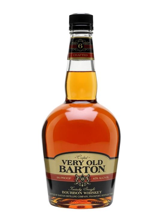 Very Old Barton 90 Proof Kentucky Straight Bourbon Whiskey
