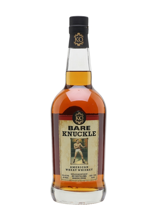 Bare Knuckle American Wheat Whiskey American Wheat Whiskey