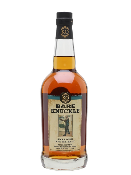 Bare Knuckle American Rye Whiskey American Rye Whiskey