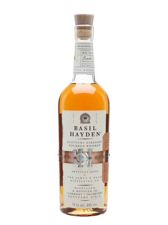 Basil Hayden's Bourbon Small Batch Kentucky Straight Bourbon Whiskey