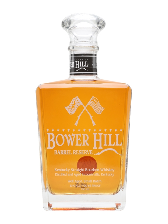 Bower Hill Barrel Reserve Bourbon Kentucky Straight Bourbon Whiskey
