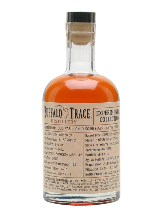 Buffalo Trace 2002 / 13 Year Old / Experimental Collection