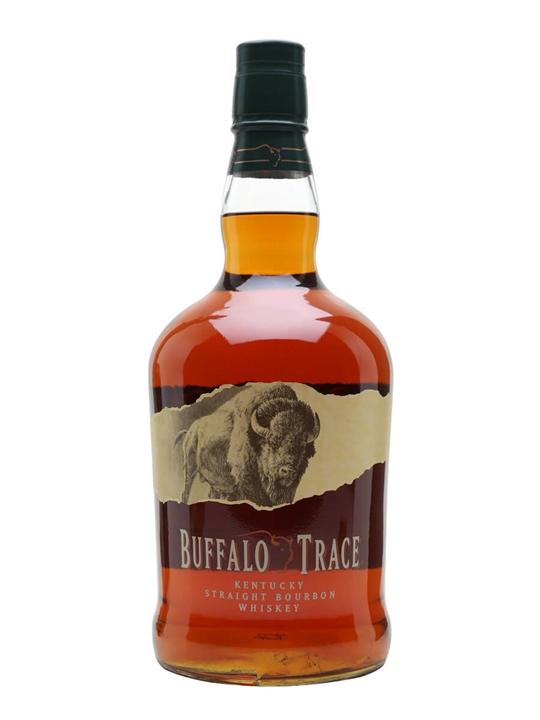 Buffalo Trace Bourbon / Magnum Kentucky Straight Bourbon Whiskey