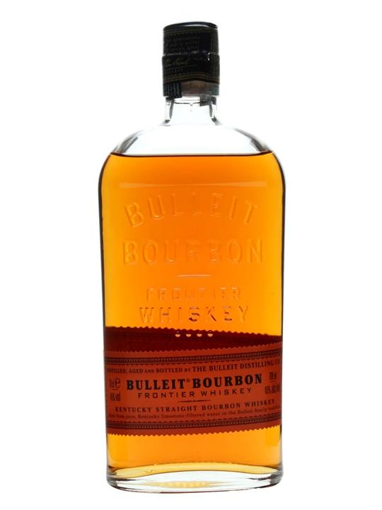 Bulleit Bourbon Whiskey Kentucky Straight Bourbon Whiskey