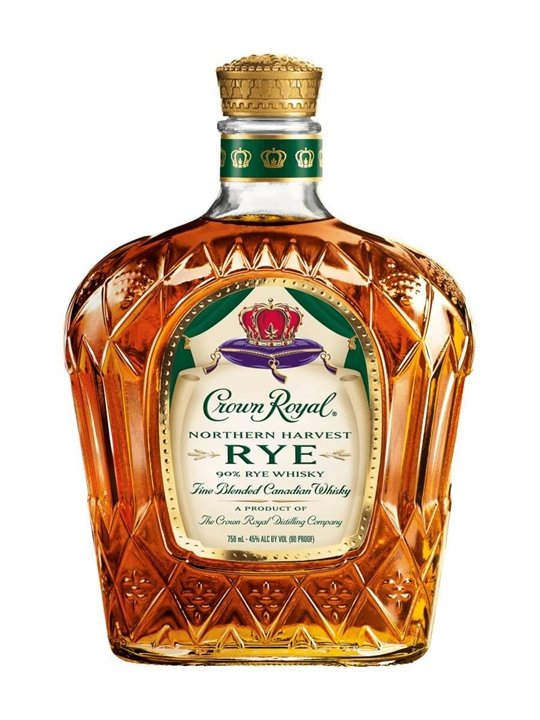 Crown Royal Northern Harvest Rye Canadian Blended Whisky