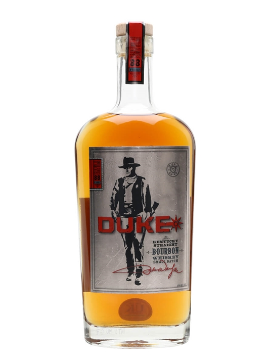Duke Bourbon Kentucky Straight Bourbon Whiskey