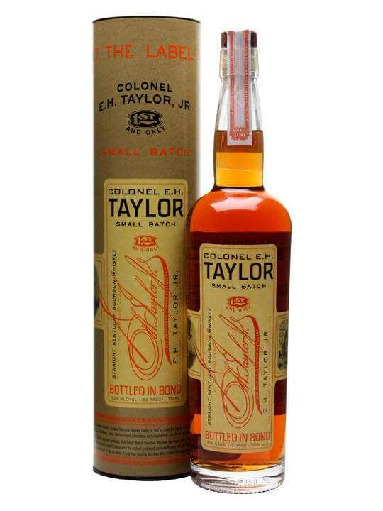E. H. Taylor Small Batch Small Batch Kentucky Straight Bourbon Whiskey