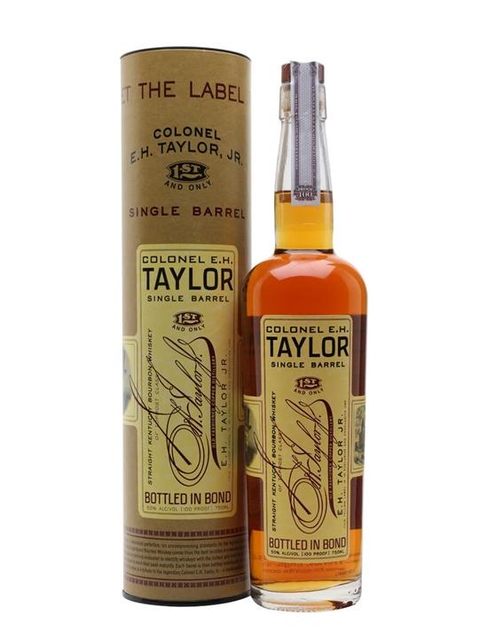 E. H. Taylor Single Barrel Kentucky Straight Bourbon Whiskey
