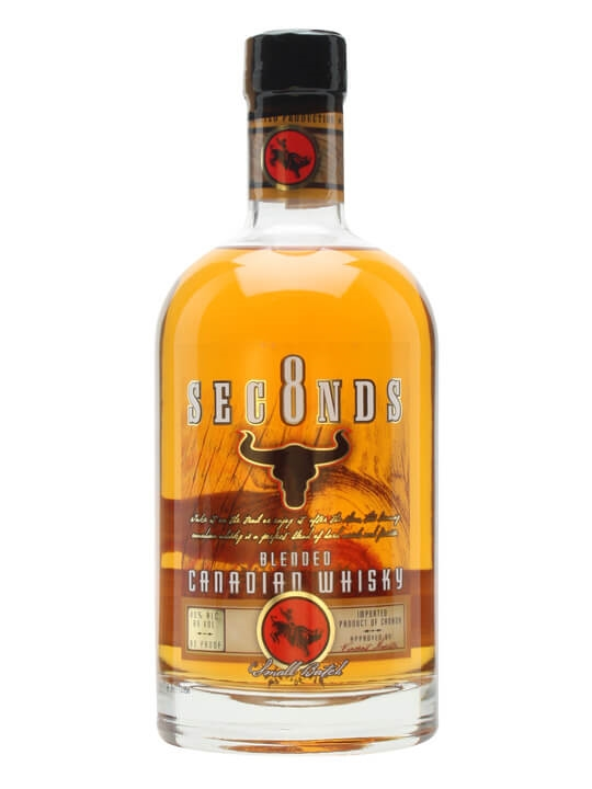 8 Seconds Canadian Blended Whisky Canadian Blended Whisky