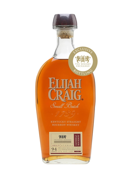 Elijah Craig Single Barrel / Twe Exclusive