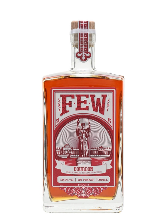 Few Single Barrel Bourbon Single Barrel Bourbon Whiskey